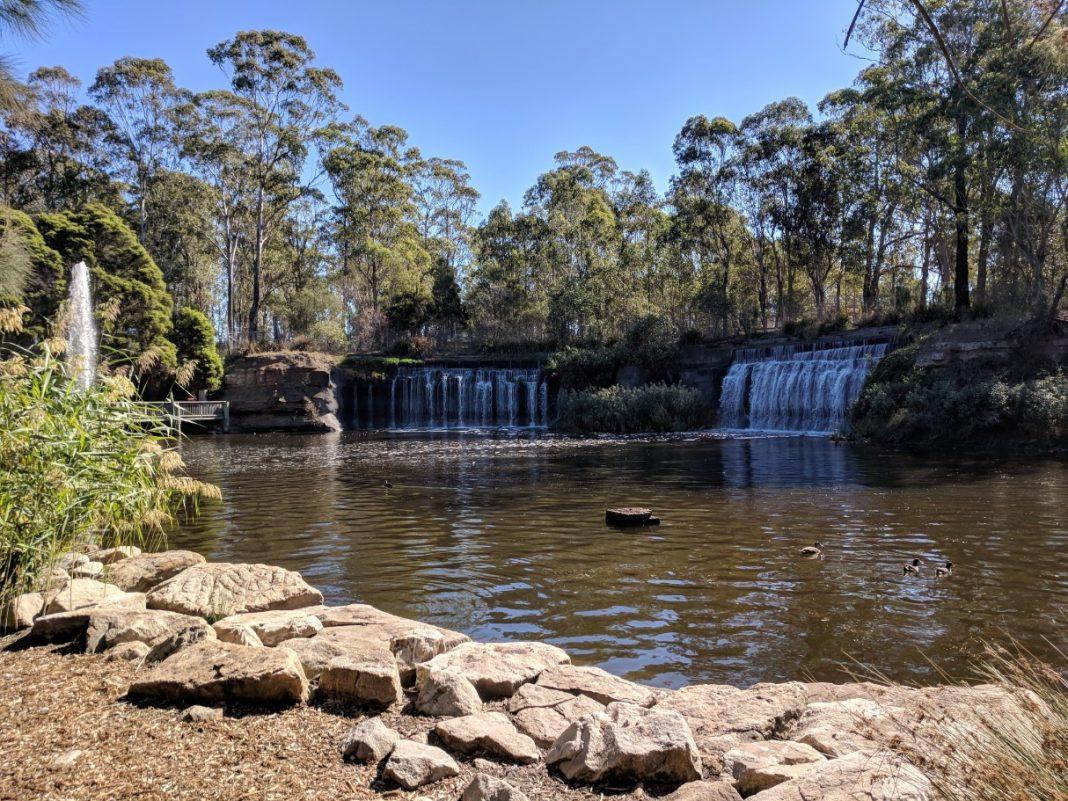 Central Gardens Reserve Merrylands