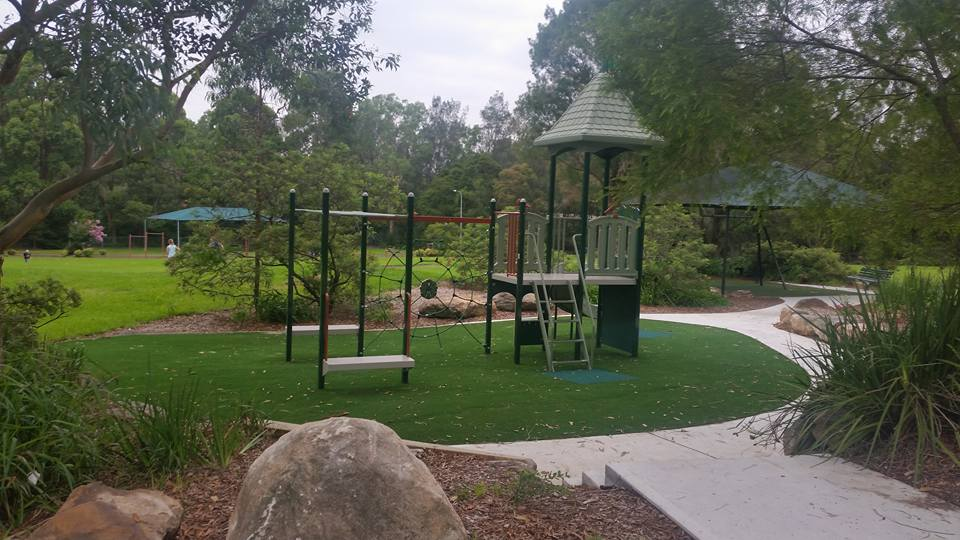 Eccles Park Ermington Playground