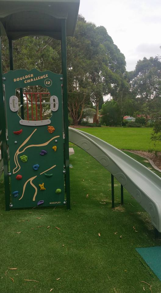 Eccles Park Ermington Slide