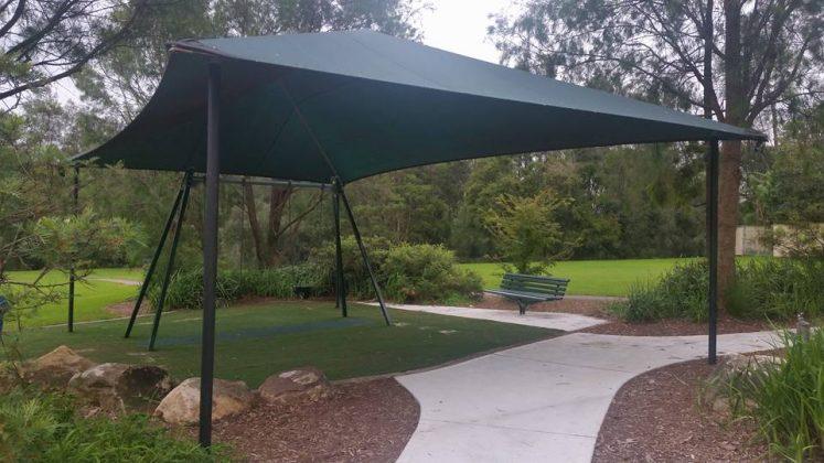 Eccles Park Ermington Swings
