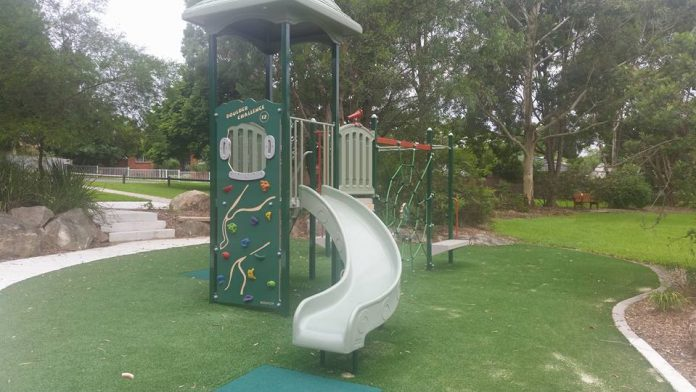 Eccles Park Ermington