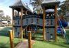 Reynolds Park: climbing castle
