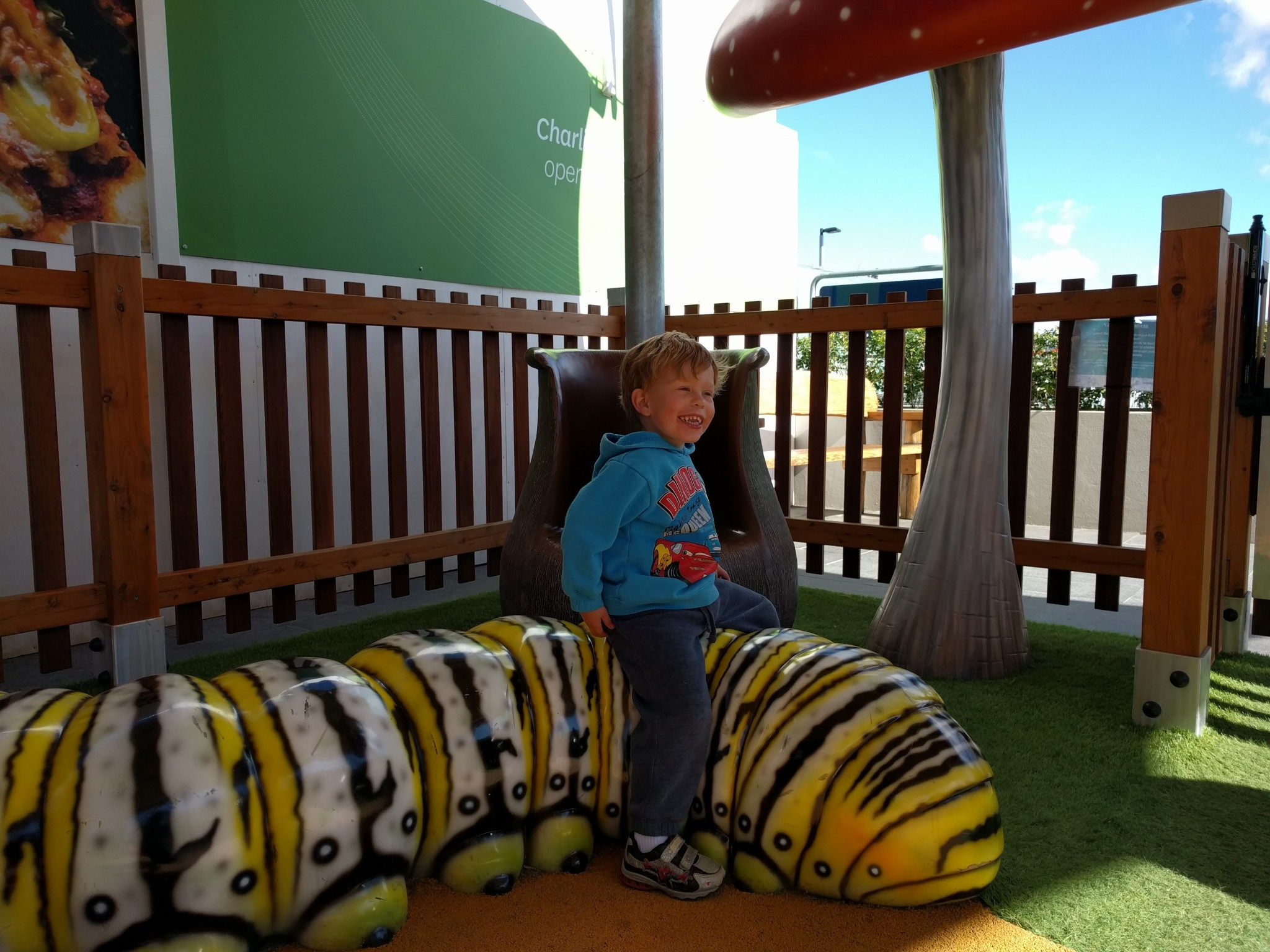 Stockland Baulkham Hills Play Area