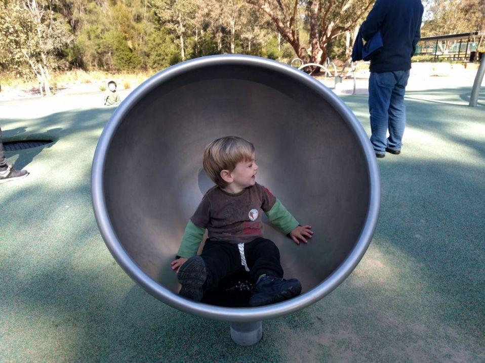 Domain Creek Playground