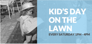 Kid's Day on the Lawn - Woolwich Pier Hotel @ Woolwich Pier Hotel