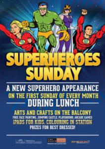 Superhero Sundays - The Ranch @ The Ranch   Macquarie Park   New South Wales   Australia
