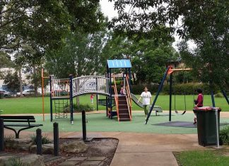 Willsford Homes Playground