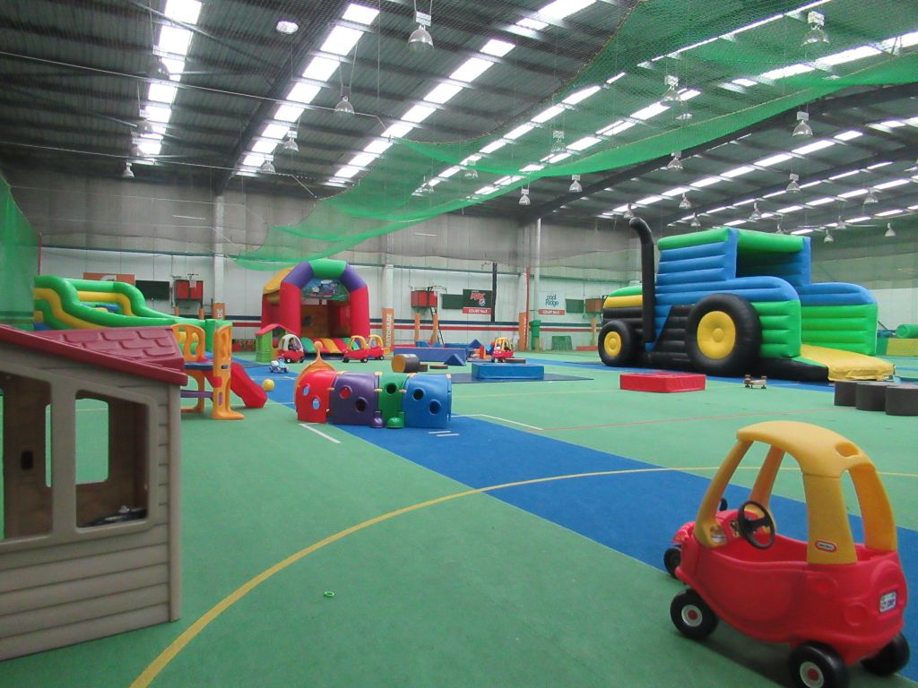 Kids Playland Castle Hill Indoor Sports Centre