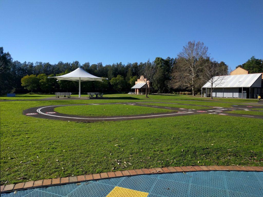 Bicentennial Park Concord West