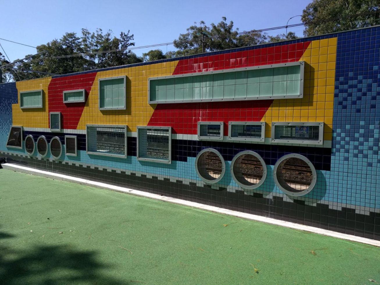 Beecroft Train Park