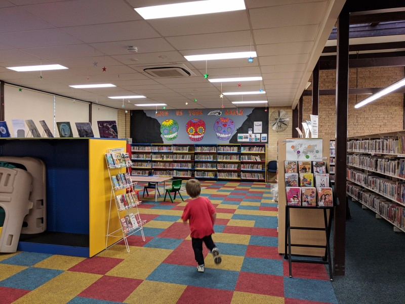 Wentworthville Library