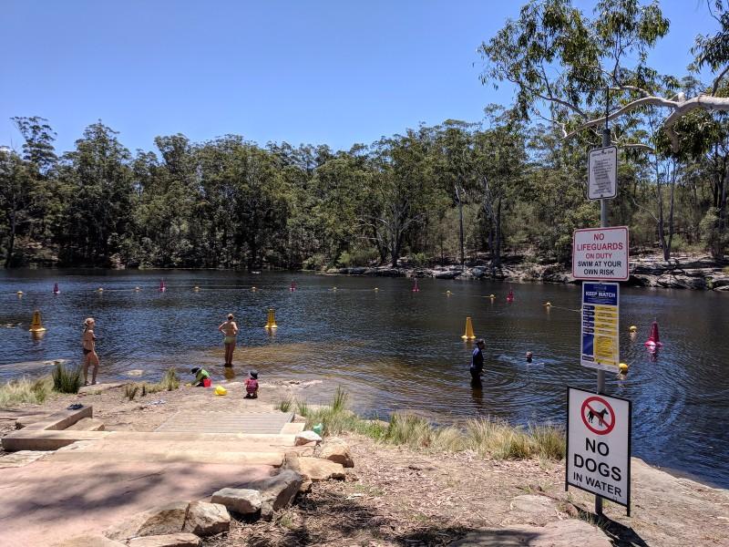 Lake Parramatta Reserve
