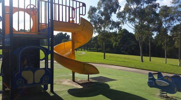 Thomas Wemyss Park Ermington