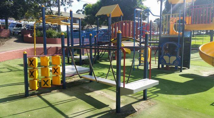 Thomas Wemyss Park Playground