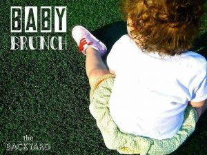 Baby Brunch | The Backyard, Concord @ The Backyard, Concord | Concord | New South Wales | Australia