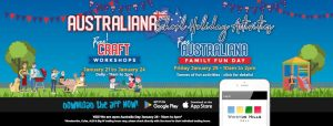 Australiana School Holiday Activities | Winston Hills @ Winston Hills Mall | Winston Hills | New South Wales | Australia