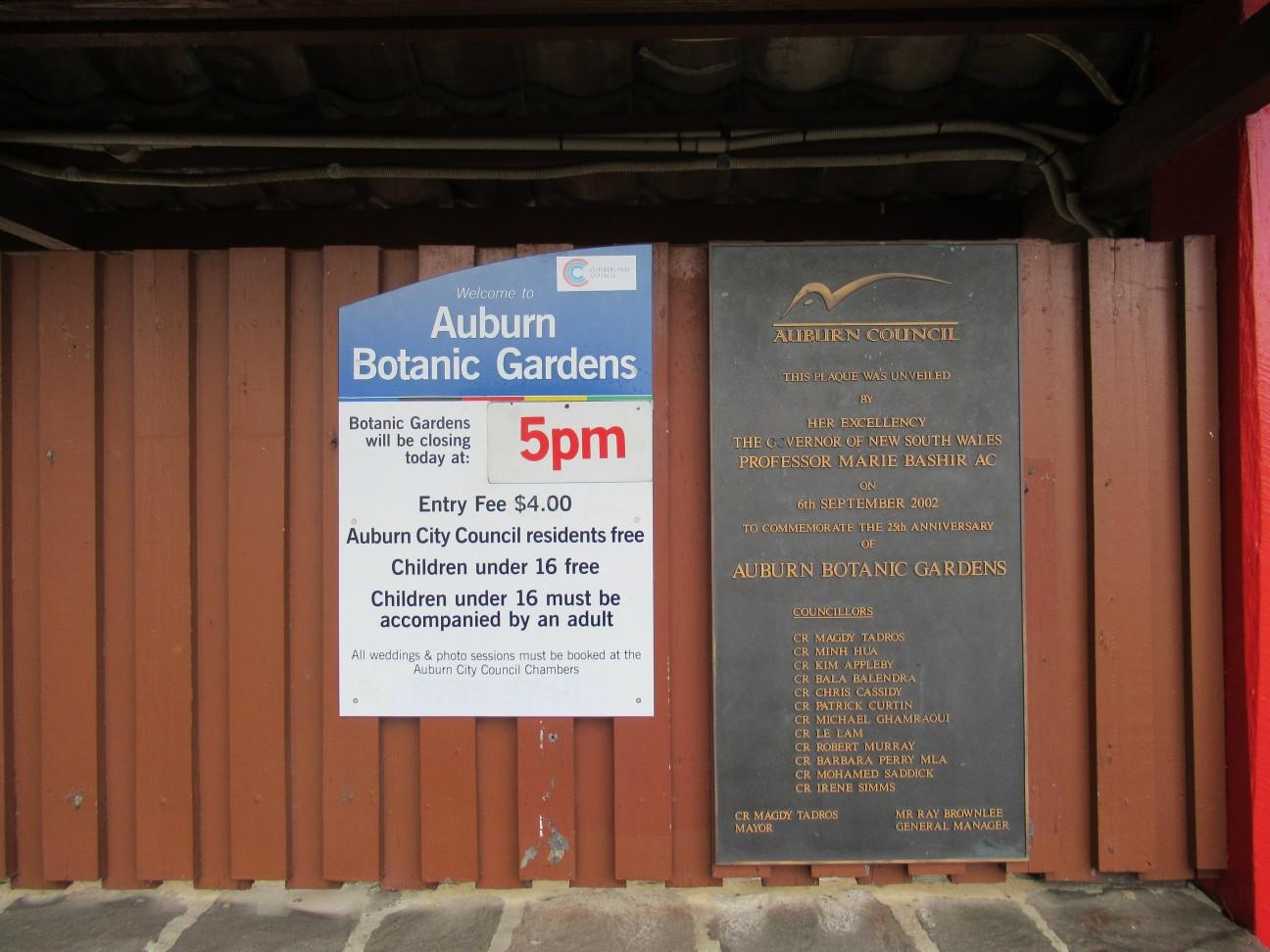 Auburn Botanic Gardens | Auburn | ParraParents