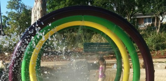 Dundas Park Top 20 Summer Playgrounds