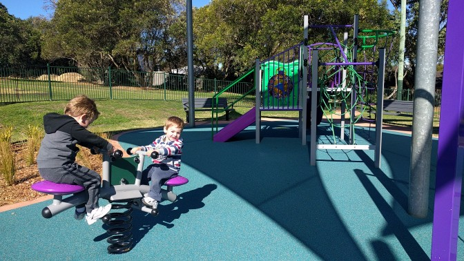 Ermington Dog Park