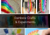 Rainbow Crafts & Experiments ParraParents