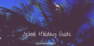 School Holiday Guide