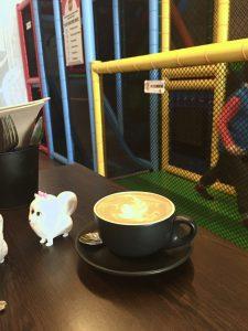 Coffee near Playground The Coffee Playground