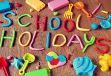 School Holidays Lidcombe Shopping