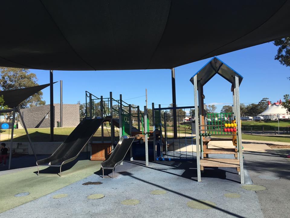 Blacktown showground francis park