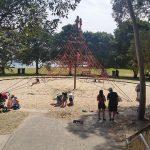 Spider Net at Putney Park