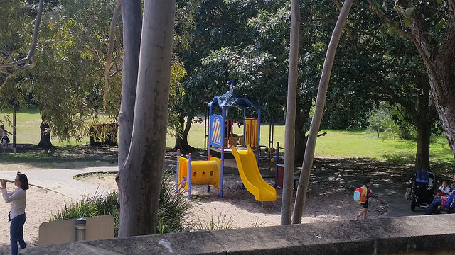 Small Playground at Putney Park