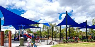Bernie Mullane Reserve top warm weather playgrounds