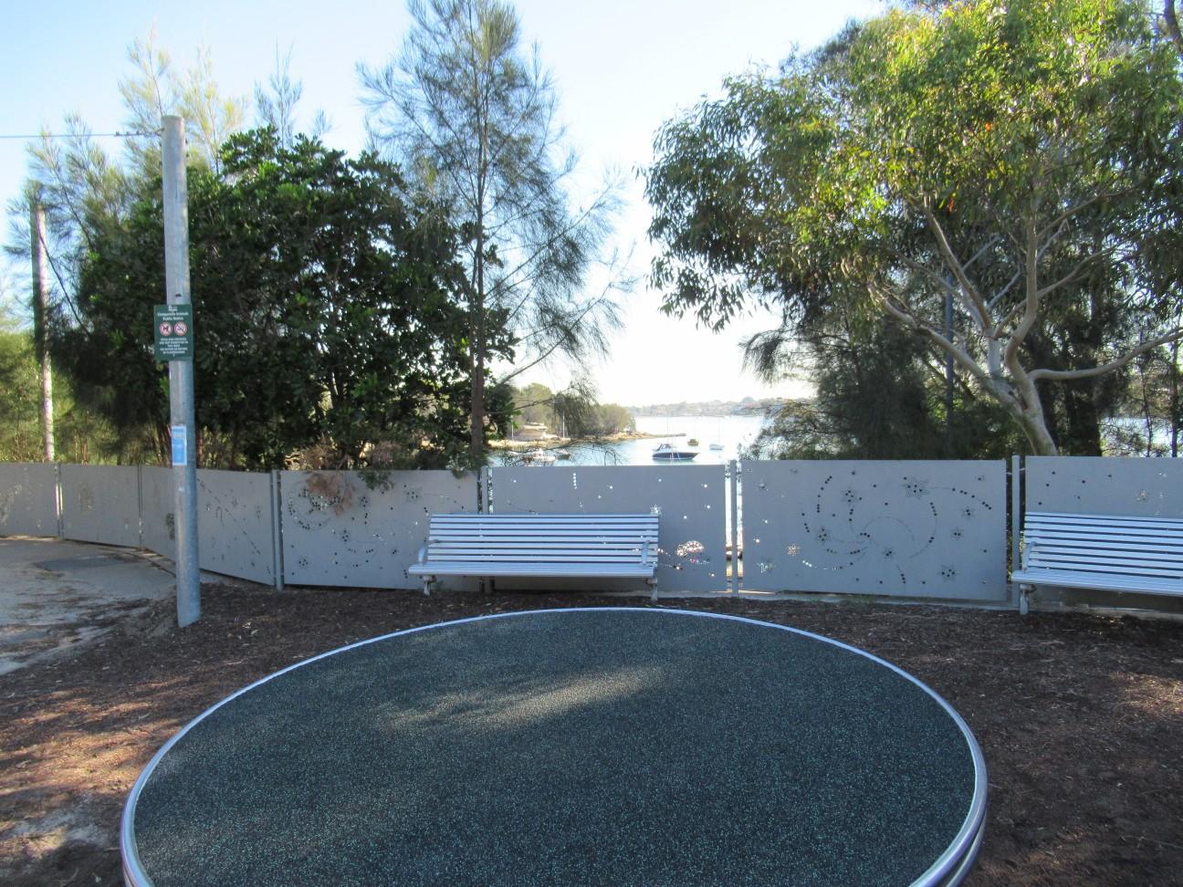 King George Park Constellation Playground Rozelle