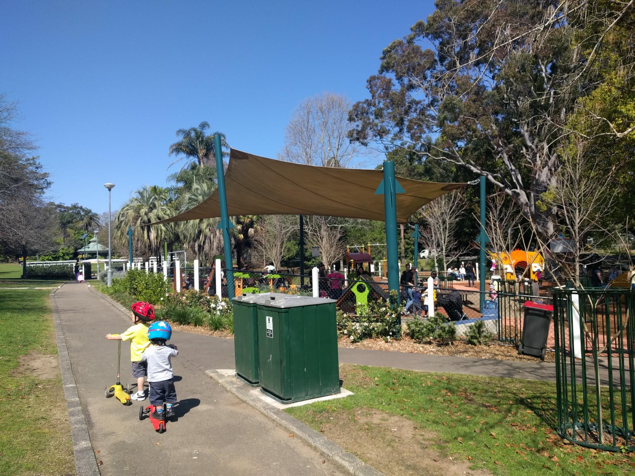 Wahroonga Park