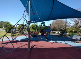 Anderson Park top warm weather playgrounds summer