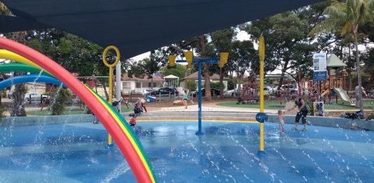 free water fun