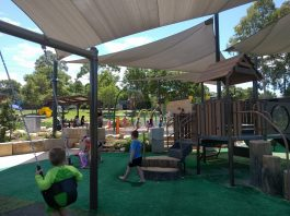Dundas Park best summer playgrounds Top 20 Summer Playgrounds