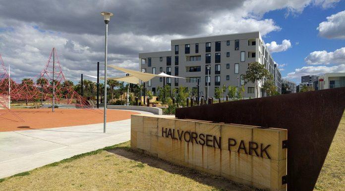 Halvorsen Park Ermington