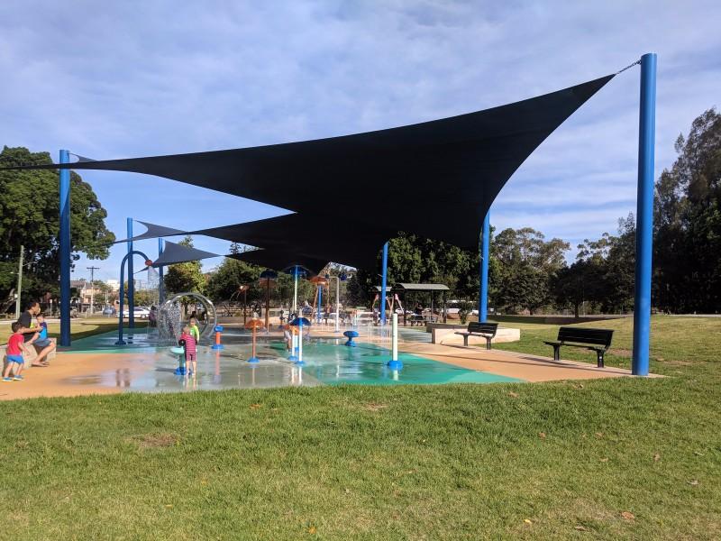 James Ruse Reserve Parramatta