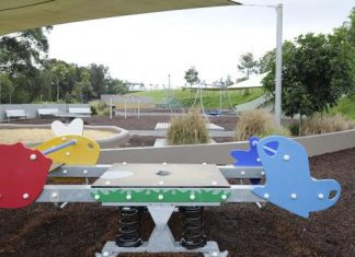 King George Park top warm weather playgrounds