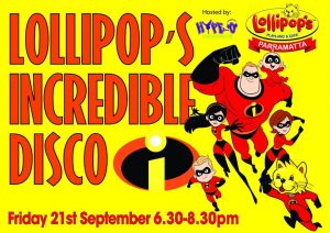 Disco Night | Lollipops Parramatta @ Lollipops Parramatta | Camellia | New South Wales | Australia
