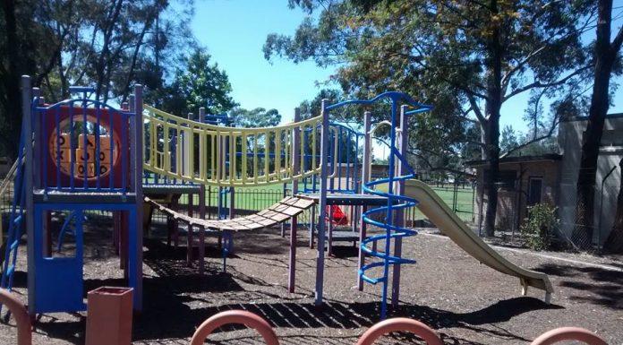 Jones Park Merrylands