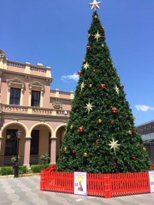 Christmas in Parramatta