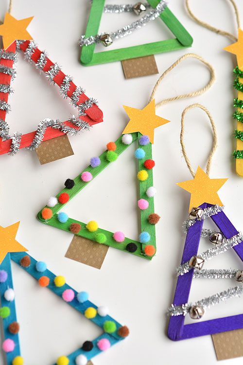 Cheap Christmas Craft Ideas For Kids Part - 17: Christmas Craft Activities
