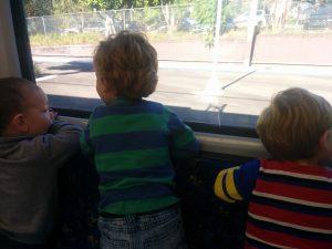 Train Adventures