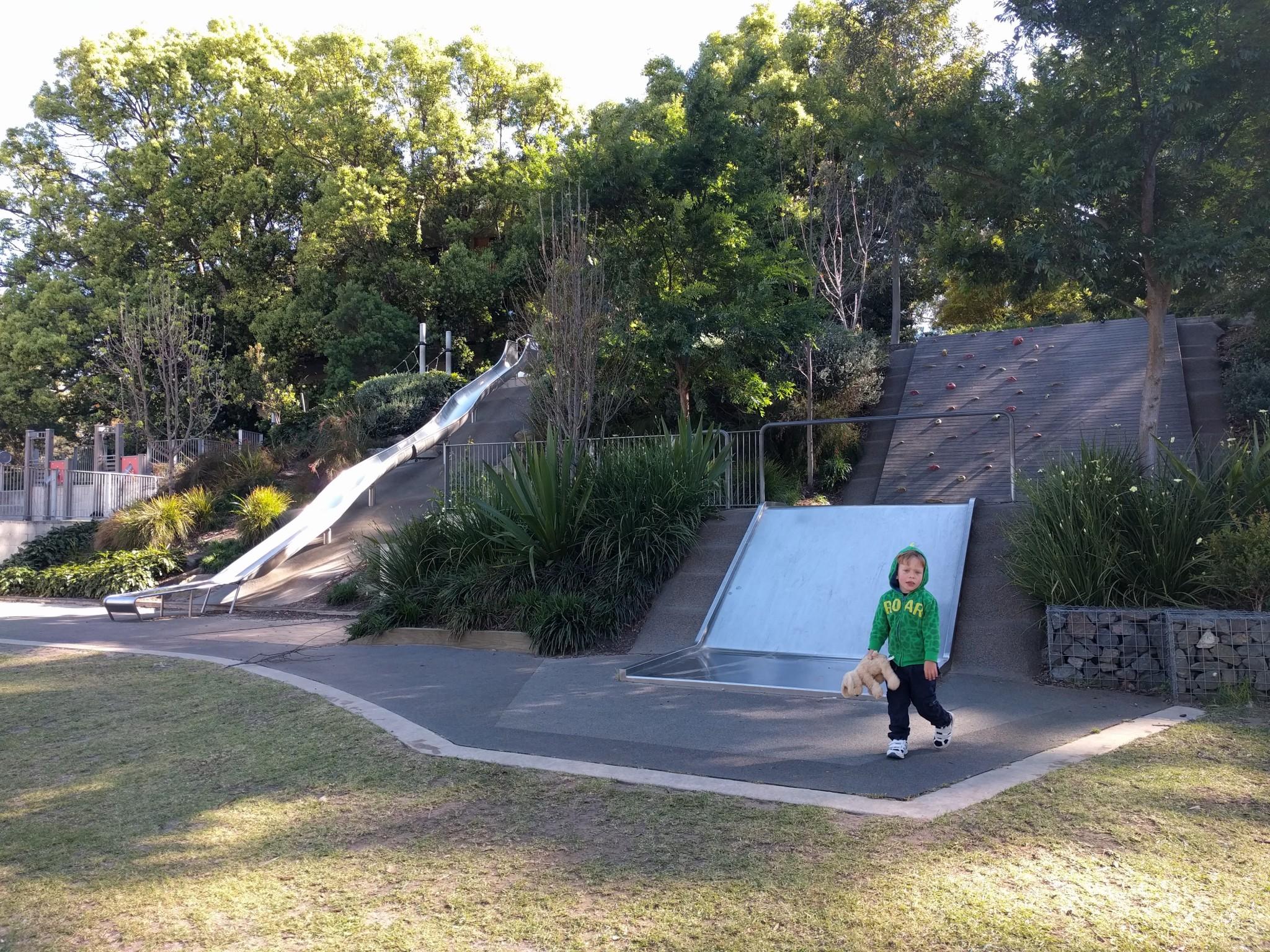 Parramatta River Foreshore