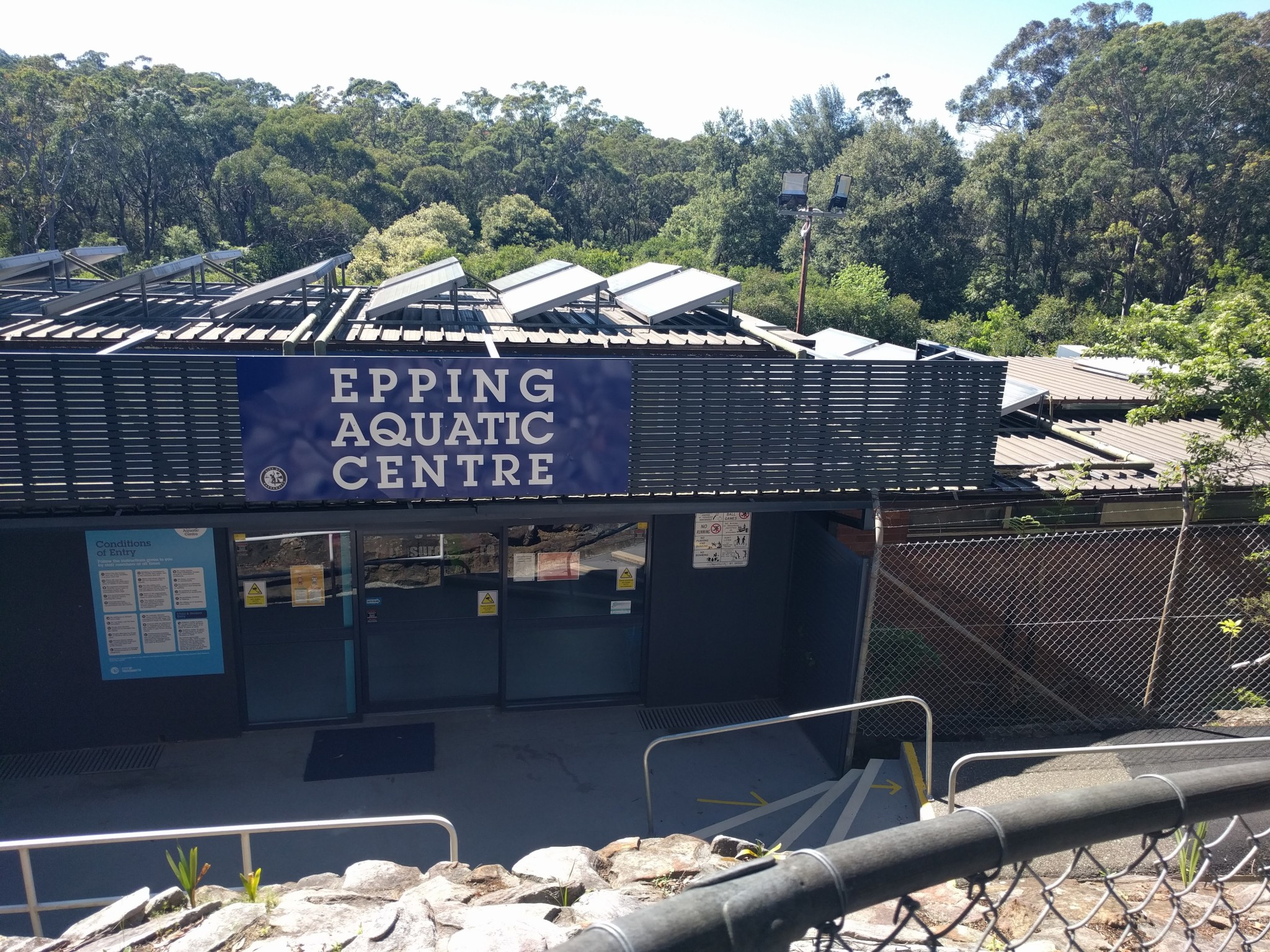 Epping Aquatic and Leisure Centre