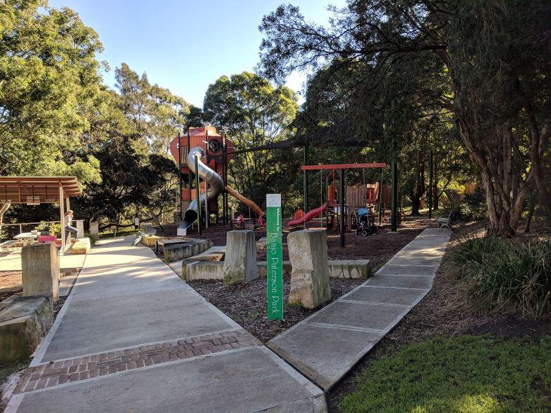 Banjo Paterson Park Gladesville