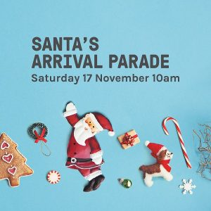 Santa's Arrival Parade | Top Ryde City @ Top Ryde City | Ryde | New South Wales | Australia