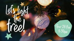 Tree Lighting Ceremony | Rouse Hill Town Centre @ Rouse Hill Town Centre | Rouse Hill | New South Wales | Australia