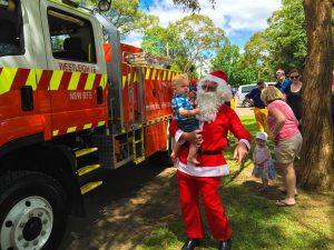 Annual Santa Run | Westleigh Rural Fire Brigade @ Westleigh | Westleigh | New South Wales | Australia